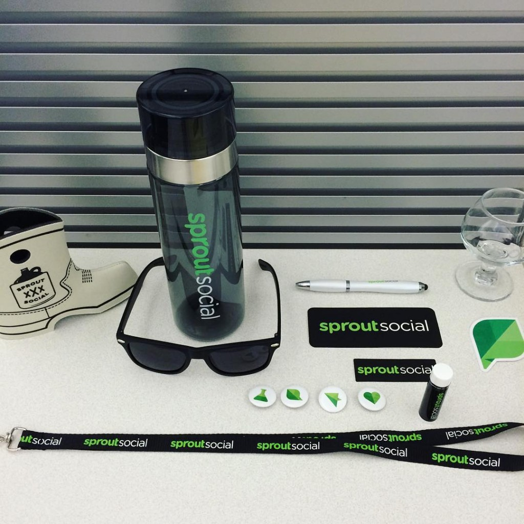 sprout social swag