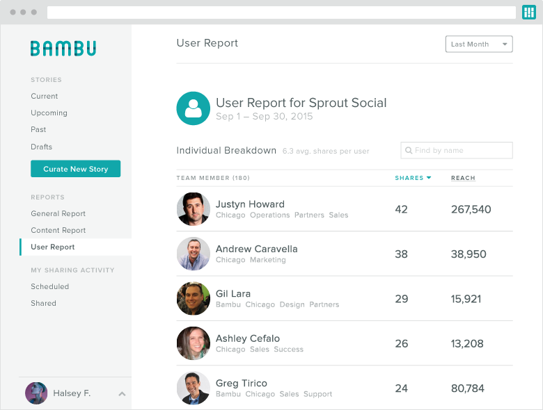 bambu user report screenshot